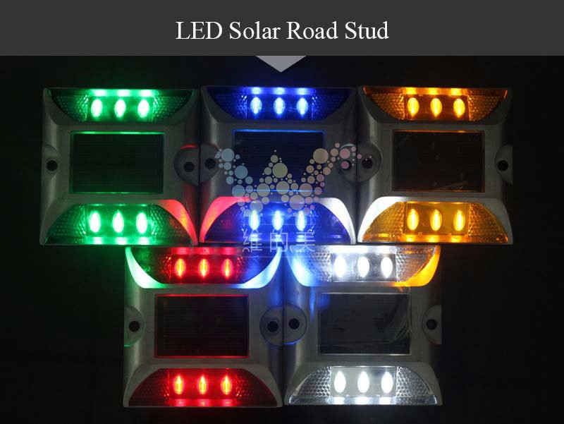 Back To Search Resultssecurity & Protection Led 3m Reflector Aluminous Blue Led Flashing Light Cat Eye Solar Road Stud Road Stud