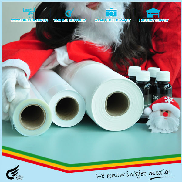 Self-adhesive matte coated inkjet 125/80gsm a4 size paper