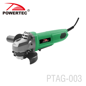 POWERTEC 500w 115mm 125mm electric mini angle grinders