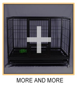 Brand new large aluminium wire iron parrot cage