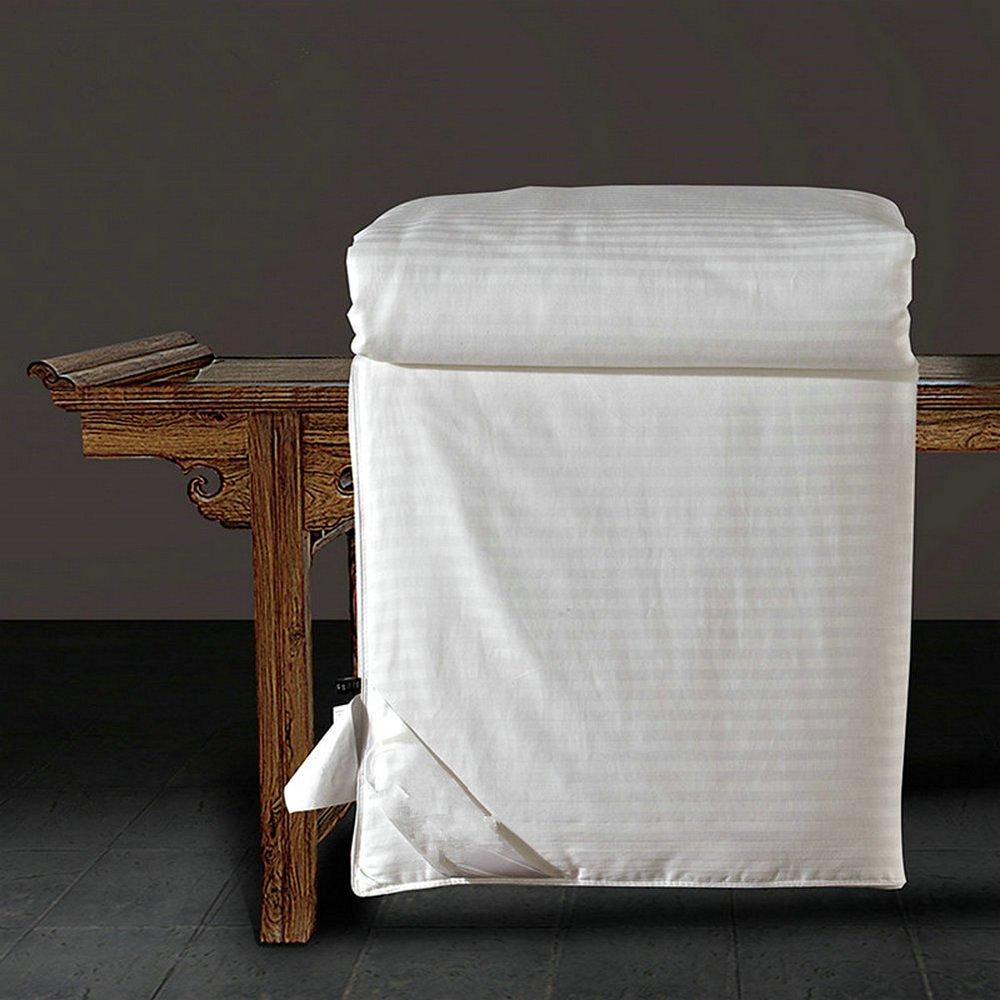Oriental Silk Queen Size 100% Pure Long Grade Mulberry Silk Comforter Silk Filled Comforter Silk Quilt Silk Duvet (Winter) (86 X 88 Inches / 220 X 225 Cm)