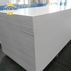 JINBAO UV-anti 4x8ft thick 15mm white pvc foam board malaysia
