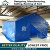 Factory supply strong military tents for 10 people for sale