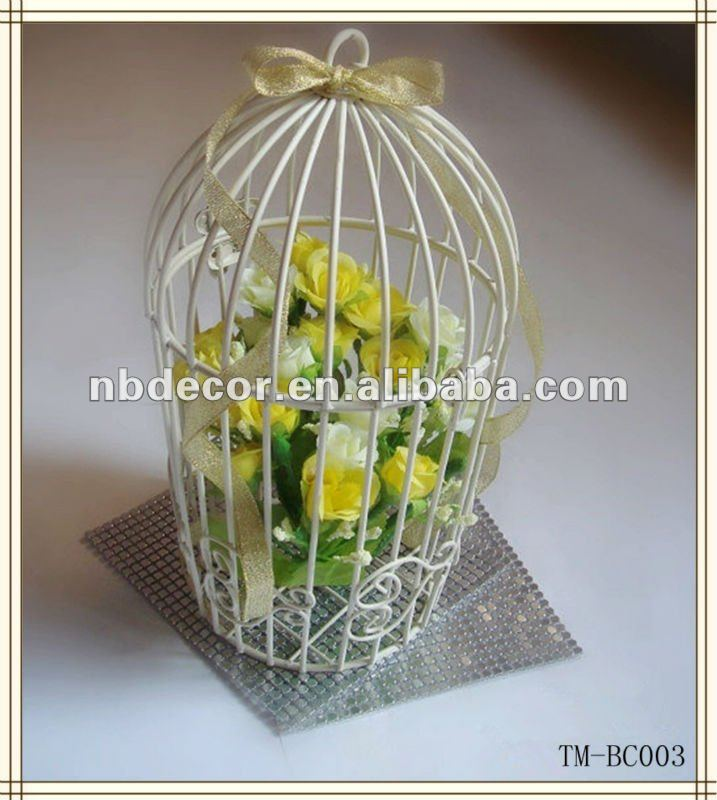New design decorative bird cages for weddings