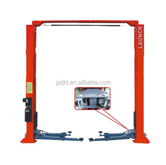 High Quality 4T TLT240SC Two Post Auto Car Lift Equipment