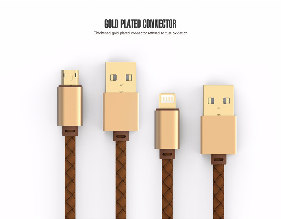 LDNIO 1.2M LS25 faster speed usb cable For IPHONE and Samsung