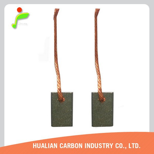high copper DYNAMO electric motor carbon brushes
