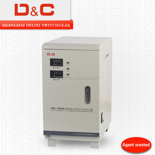 [D&C] Shanghai delixi TND-10KVA 10kva voltage regulator