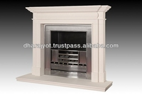 Sandstone Electric Fireplace