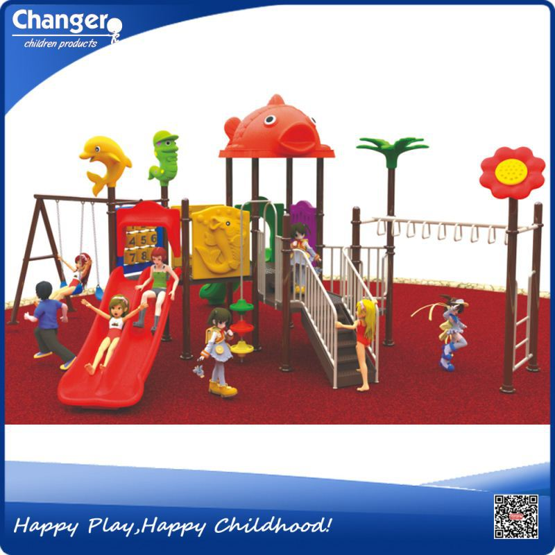 newly designed jungle series children play outdoor playground