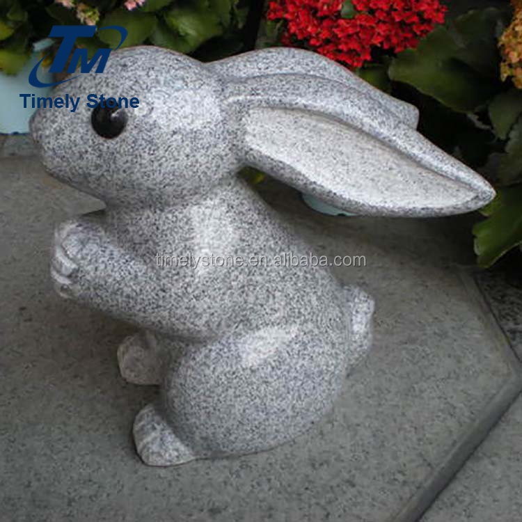 White Rabbit Garden Statue, White Rabbit Garden Statue Suppliers And  Manufacturers At Alibaba.com