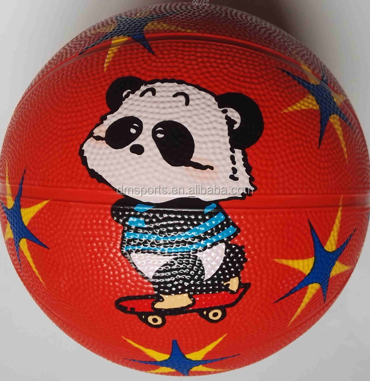 competition toy colorful outdoor basketball size1#2#3#