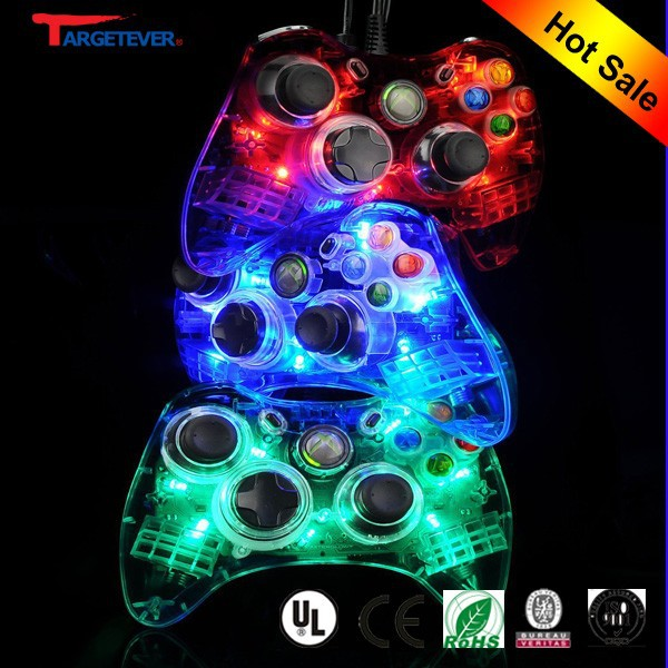 Double Vibration Wired Joystick For Xbox 360 PC