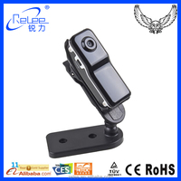 H.264 Easy install IR lights underwater sport mini dv camera MD80