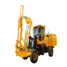 Tractor pile driver piling machine/ pile hammer /pile driver pile rig