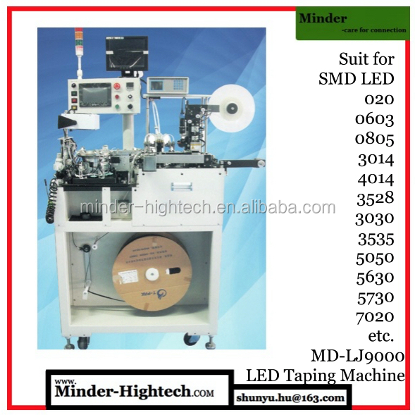 SMD LED-tapmachine MD-LJ9000