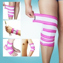 Customized elastic belt thigh support elbow brace wrist support ankle brace knee support