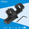 Tactical Metal Gun Scope Mounts Weaver Picatinny Rail Mounting