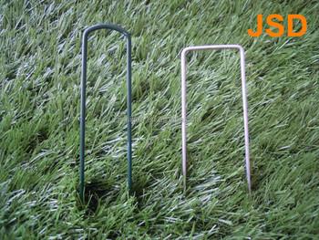 U nails for artificial grass