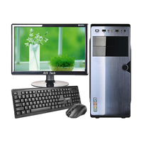 Made in China factory 1920*1080 HD touch screen desktop computer all in one pc