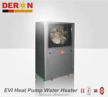 Chino aire al agua bomba de calor evi con compresor scroll - Bomba de calor aire agua precio ...