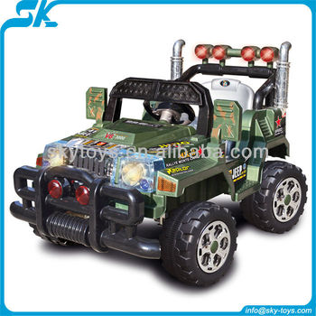 kids rc off road ride on car jeep toy car for kids gas powered ride