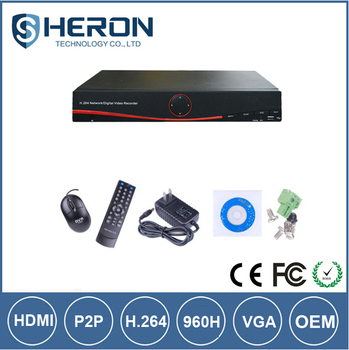 Cheap 8ch 4 In 1 Hybrid Dvr H.264 Integrated With Ahd/tvi/ip ...
