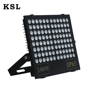 Industrial Ip65 Waterproof Outdoor Aluminum Housing 50 100 150 200 Watt Led Flood Lighting