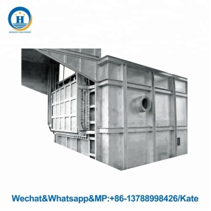 hot top aluminum billet casting machine with whole line