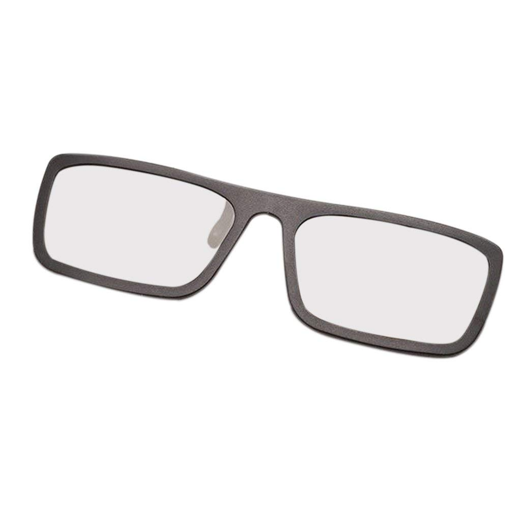 GaopaiCo Clip On Type Passive Circular Polarized Clip 3D Glasses Make Eyes See 3D Effect