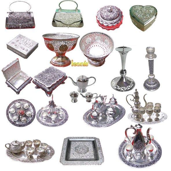 Productos hechos a mano de plata vajilla de plata otras for Productos para eliminar pececillos de plata