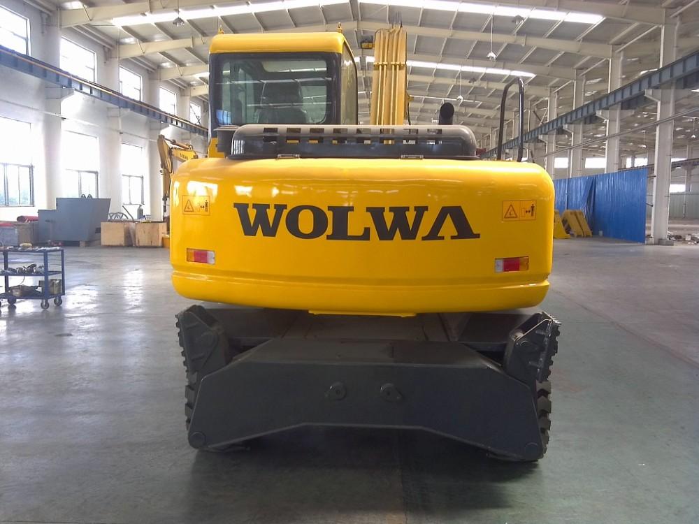 wolwa  ton dls  wheel excavator  sale buy  wheel excavatorwheel hydraulic