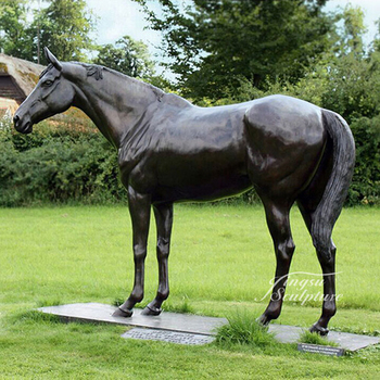 Delicieux Hot Selling Garden Decoration Outdoor Horse Statue