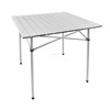 outdoor furniture popular portable aluminum frame picnic folding camping table