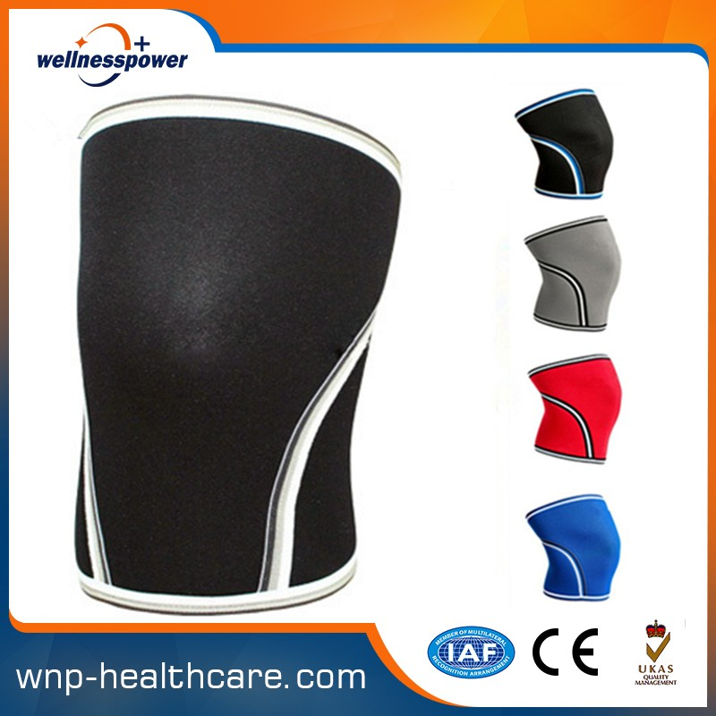 Good Quality Weight Lifting High Strength Knee Support Brace