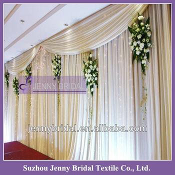 Bck058 2013 Wedding Chiffon And Organza Luxurious White Backdrops For Weddings Buy White Backdrops For Weddings Photo Props And Backdrops Wedding