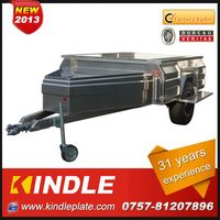 2013 New Style Off Road single motorcycle trailer