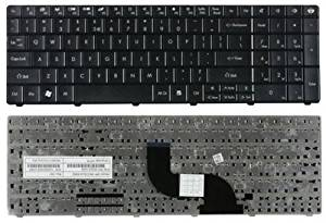 New US Laptop Keyboard Black for Gateway NE51B NE56R NE71B Part Number: PK130QG2B00 PK130QG2A00, 9Z.N3M82.E1D, NSK-AUE1D, NK.I1717.05C, KNK.I1713.04G, NK.I1717.01Q, NK.I1713.01R, 9Z.N3M82.G1D