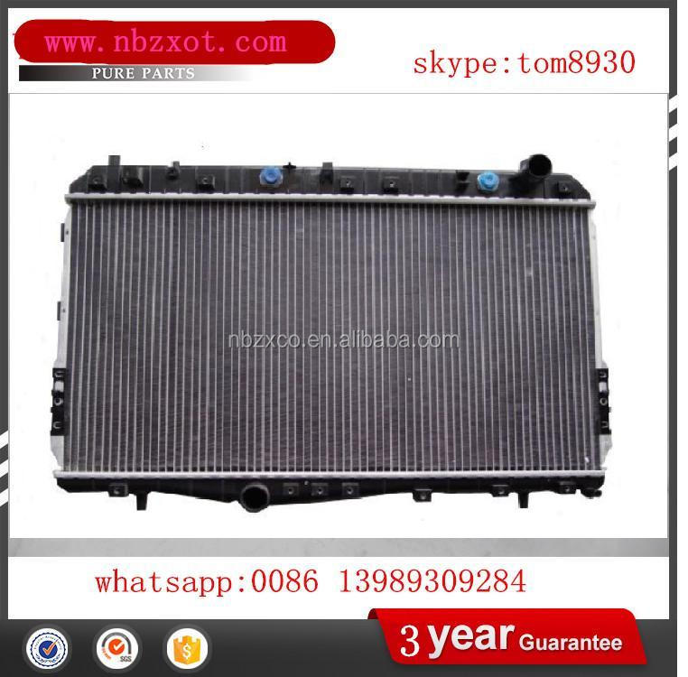 car Aluminium RADIATOR 19010-PAA-A02 FOR DAEWOO DAIHATSU DODGE DAF CITROEN FIAT GM HOLDEN HONDA