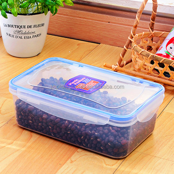 Plastic Packaging Lunch Boxes Plastic Food Container Set