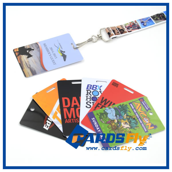 id card tag / id card neck strap / id cards with lanyards