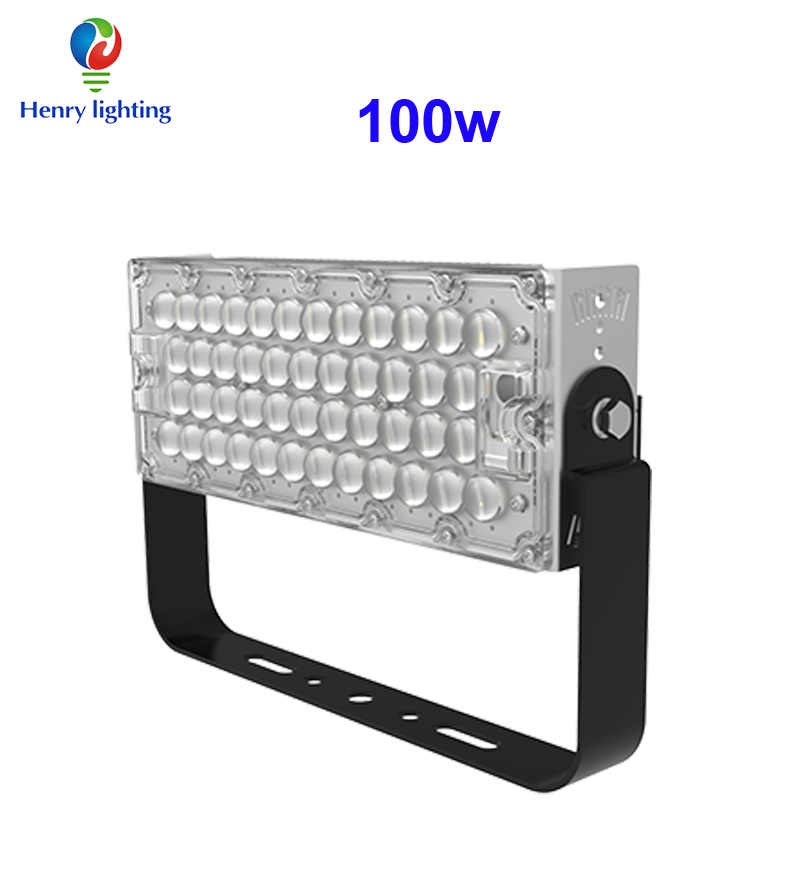 Newest Design LED Flood Light High Quality High Brightness Outdoor Lighting IP65 High Mast Light High cost performance Hot sale