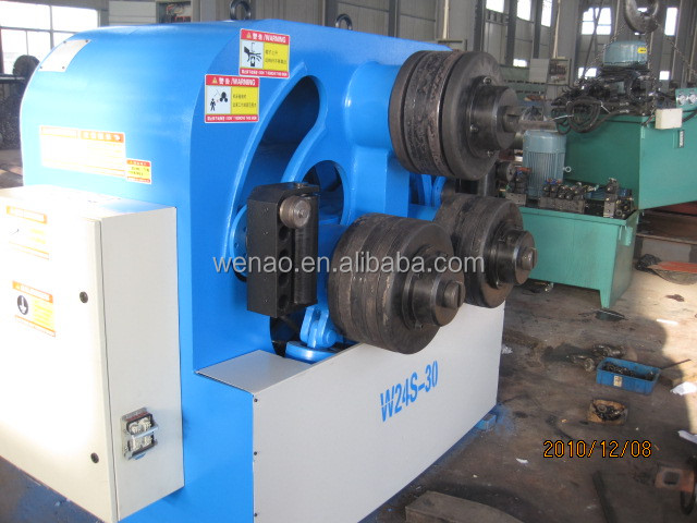 profile bending roll machine