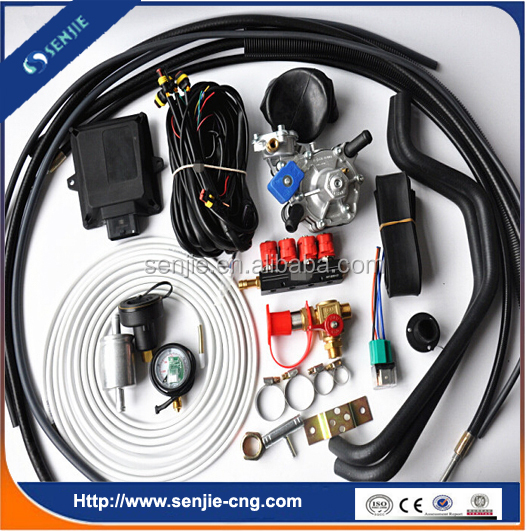 lpg sequential gas kit gpl conversion kits