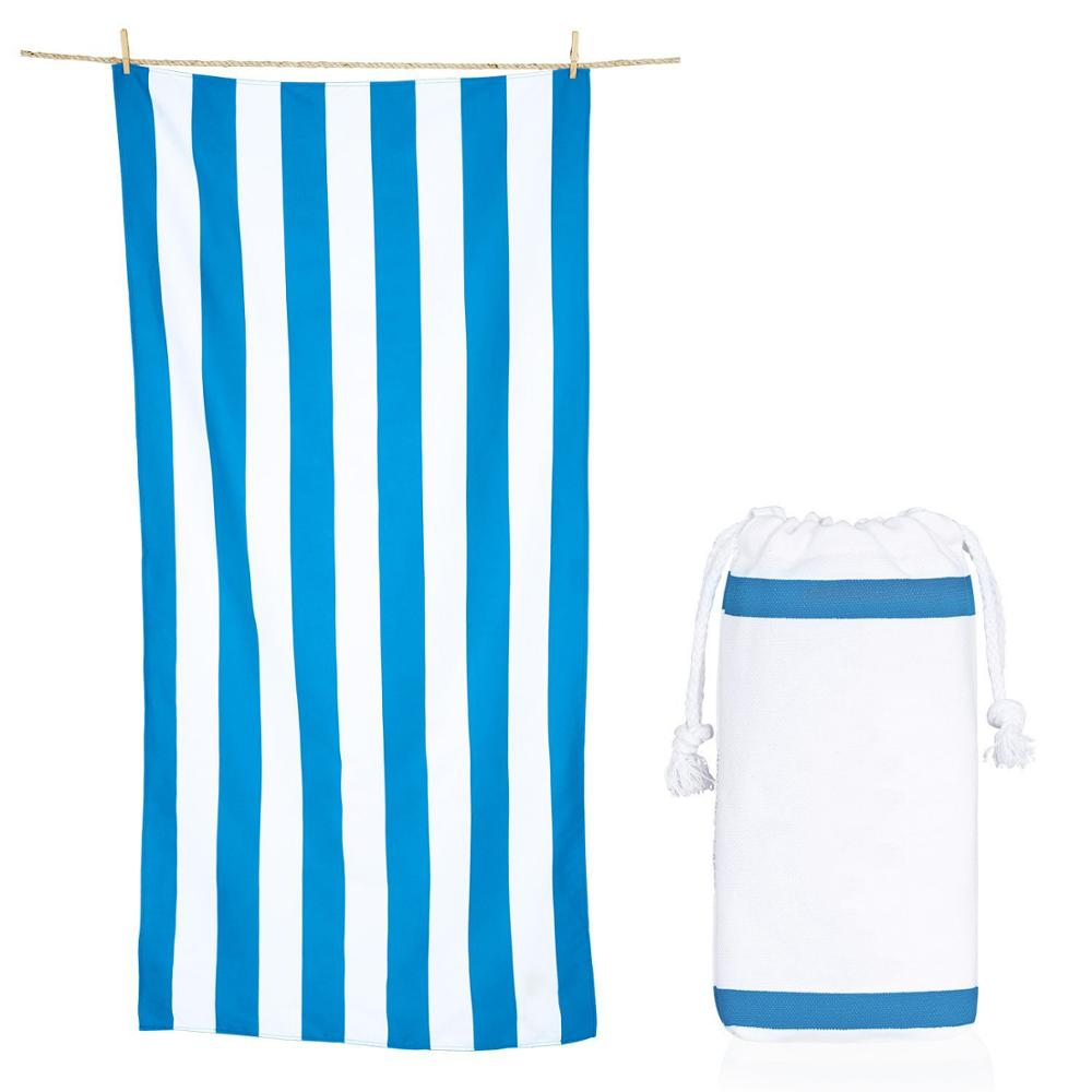 Polyester Beach <strong>Towels</strong> for Travel Rectangle 160x80cm Quick Dry <strong>Towel</strong> Stripe Style Comfort Sand Free Beach <strong>Towel</strong>