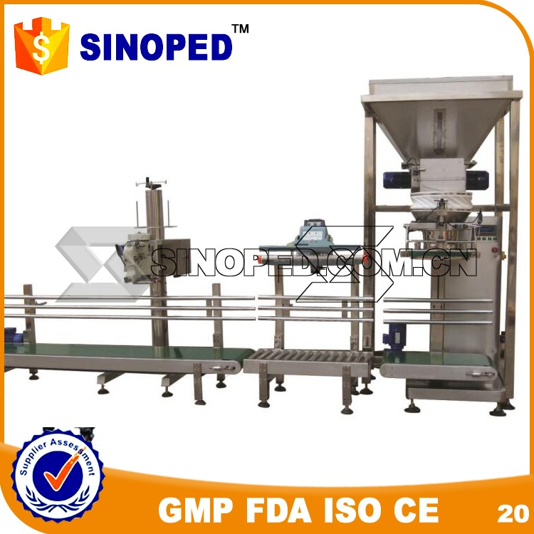 used tea bag machine