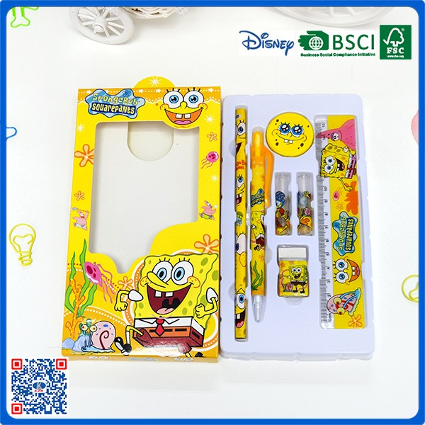 Wholesale 2016 Cute School Supplies Stationery Set For Student ...