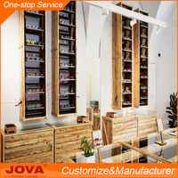 optical showroom design for free optical manufacture professional used optical display cabinet
