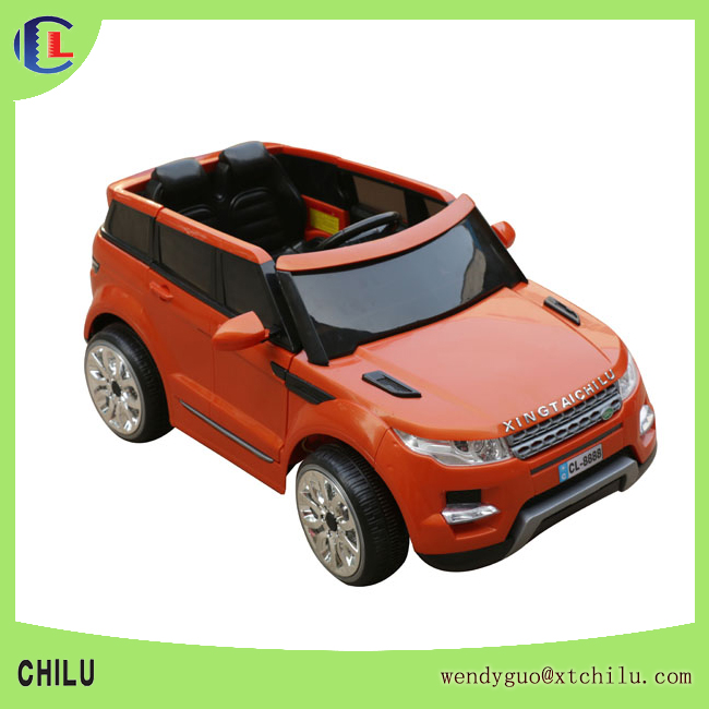 high quality children kids electric toy car to drive(factory)