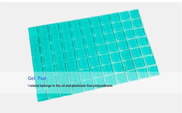 Manufacture For Water Drop Cooling Memory Foam Gel Pillow